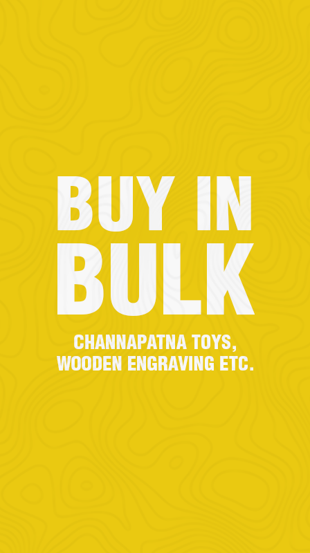 Channapatna Toys Wooden Engraved Gifts From Channapatna Toys
